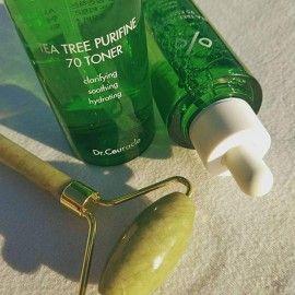 Тонер DR.CEURACLE TEA TREE PURIFINE 70 TONER