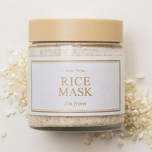 [I'm From] Rice Mask Рисовая маска