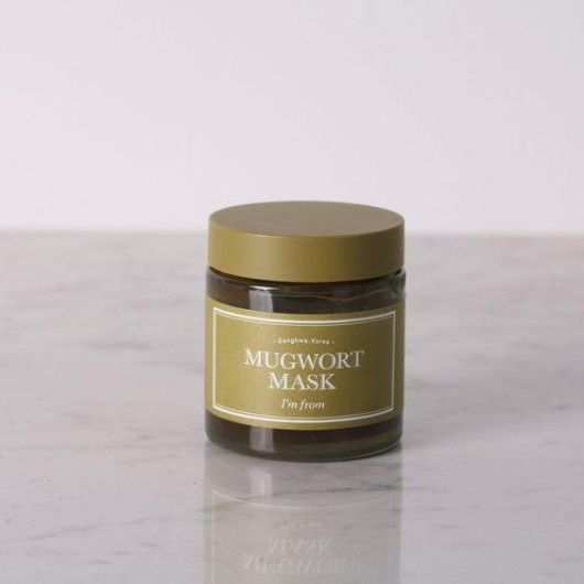 [I'm From] Mugwort Mask Маска с полынью