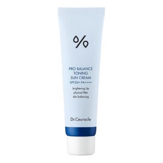 Солнцезащитный крем Pro-balance toning sun cream SPF 50+ PA ++++