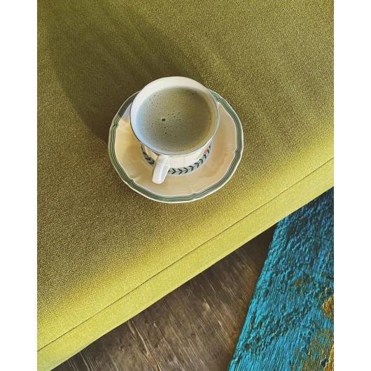 Matcha latte - чай матча из Японии
