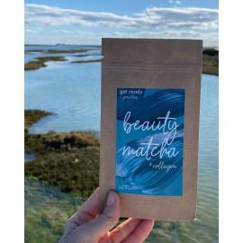 Beauty Matcha с морским коллагеном