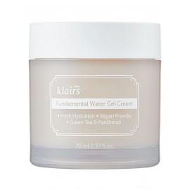 Крем-гель увлажняющий со сливочной текстурой KLAIRS Fundamental Water Gel Cream, DEAR, KLAIRS