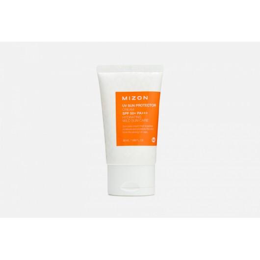 MIZON Солнцезащитный крем для лица с бета-глюканом UV Sun Protector Cream SPF50+ PA+++