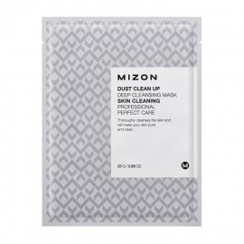 MIZON Маска тканевая очищающая Dust Clean Up Deep Cleansing Mask