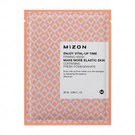 MIZON Укрепляющая тканевая маска для лица Enjoy Vital Up Time Firming Mask