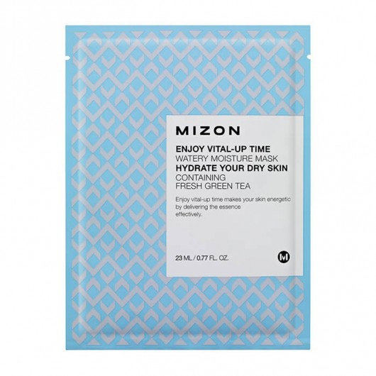 Тканевая маска Mizon Enjoy Vital-Up Time Watery Moisture Mask