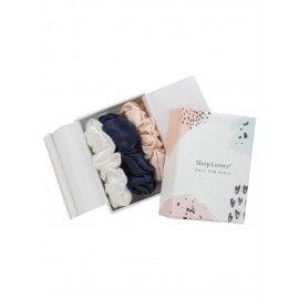 3 шелковые резинки