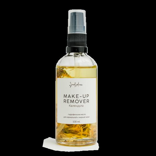 Гидрофильное масло для умывания и снятия макияжа Календула