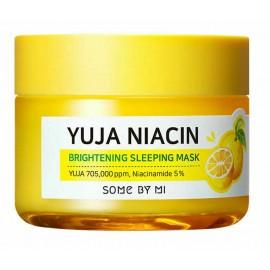 Осветляющая ночная маска с экстрактом юдзу Some By Mi Yuja Niacin Brightening Sleeping Mask