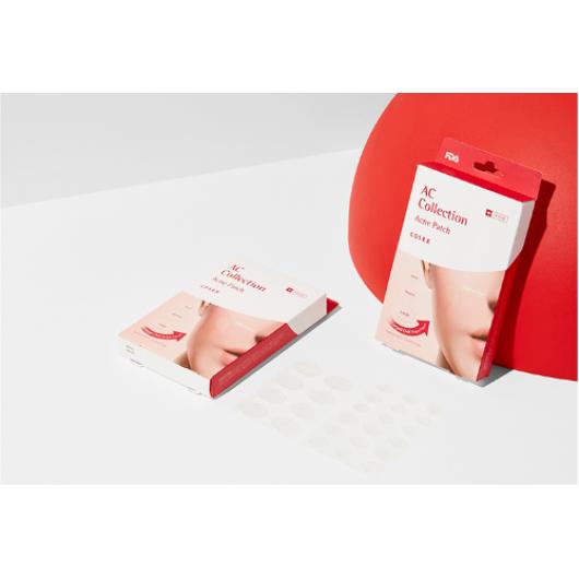 Антибактериальные наклейки от прыщей COSRX AC Collection Acne Patch