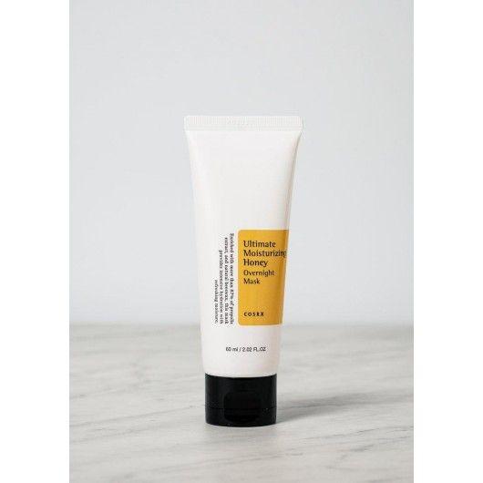 Спа-маска ночная питательная с медом COSRX Ultimate Moisturizing Honey Overnight Mask